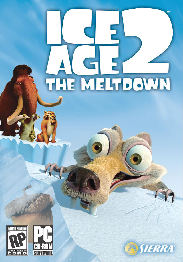 Ice Age 2 The Meltdown Pc