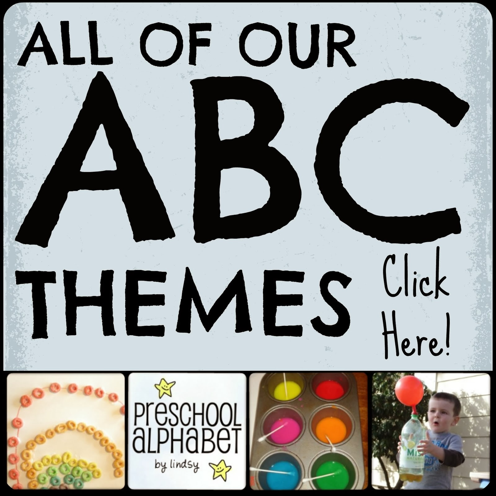 All of our ABC themes