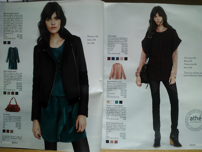 From soph to you la redoute c t cr ateurs collection - La redoute catalogue maison ...