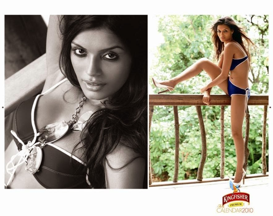 Bigg Boss Contestant 'Sonali Raut' Hot Photos In Bikini