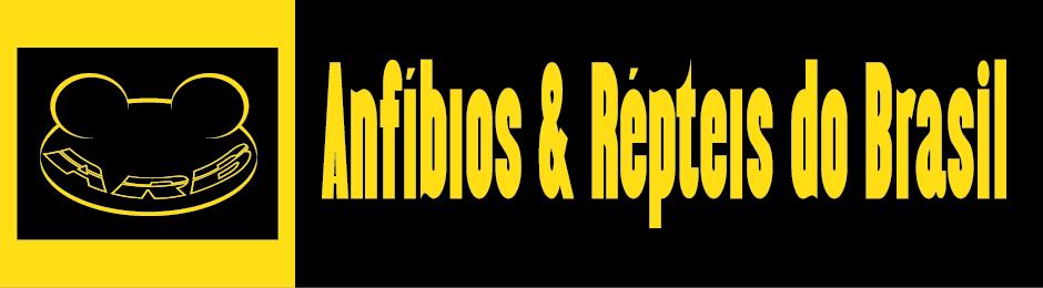 Anfíbios e Répteis do Brasil