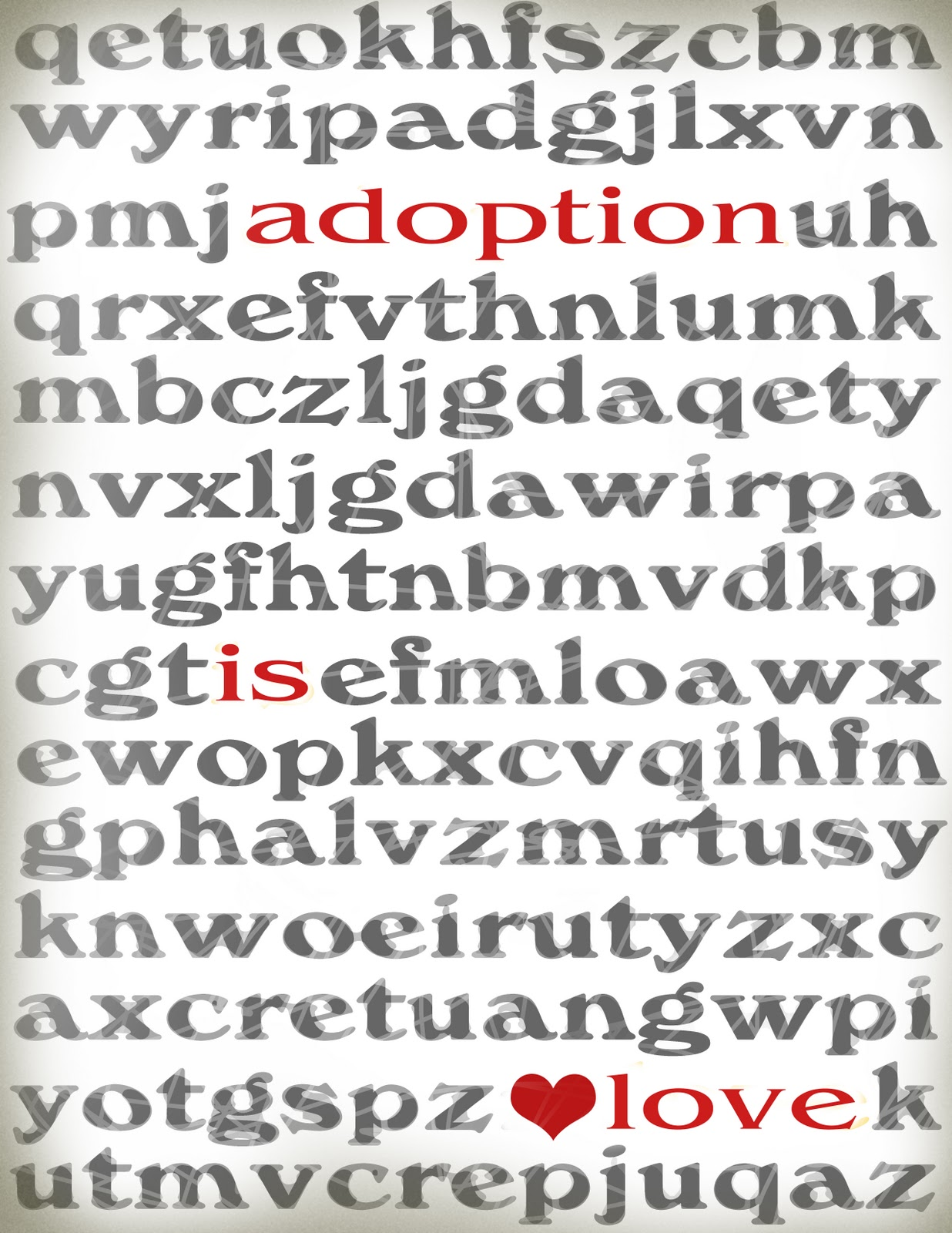 Adoption Quotes Adoption Art  Darling Doodles