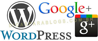 enviar automaticamente posts do wordpress para o google+