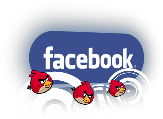 Valentines Day, The Games Angry Bird Coming To Facebook