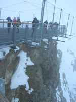 Observatorio Sphinx, Jungfrau, Suiza, Observatoire du Sphinx, Jungfrau, Switzerland, Observatoire du Sphinx, Jungfrau, Suisse, vuelta al mundo, round the world, La vuelta al mundo de Asun y Ricardo