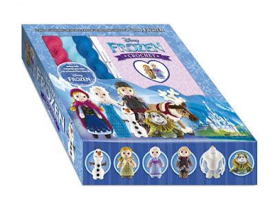 MANUALIDADES - Kit Frozen crochet  Kati Gálusz (Libros Cúpula - 27 octubre 2015)  Disney | Comprar en Amazon España