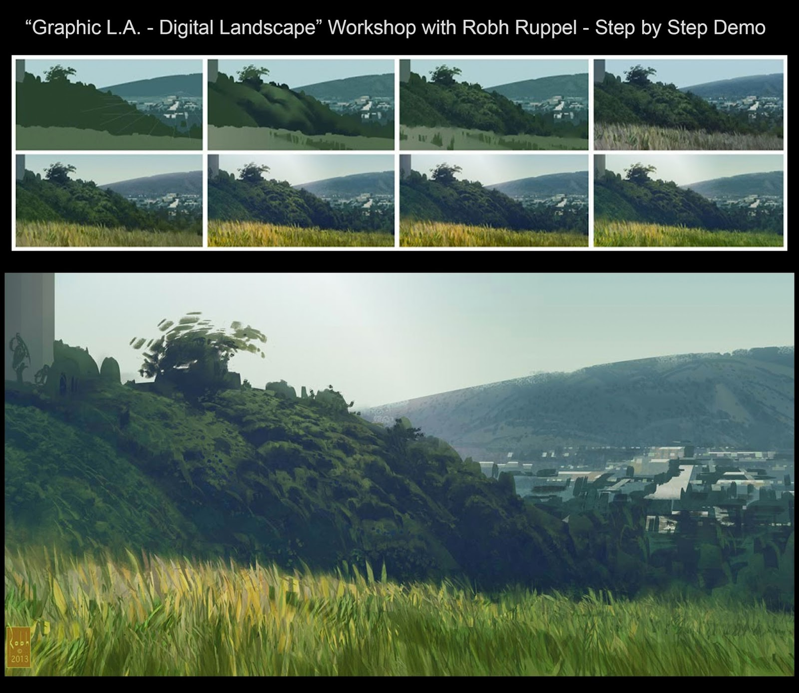 """Concept Design Academy Last Call for """"Graphic L A Digital"""