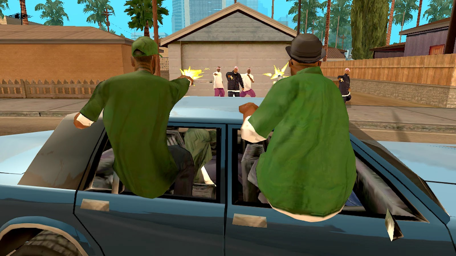 Grand Theft Auto: San Andreas resimi 2