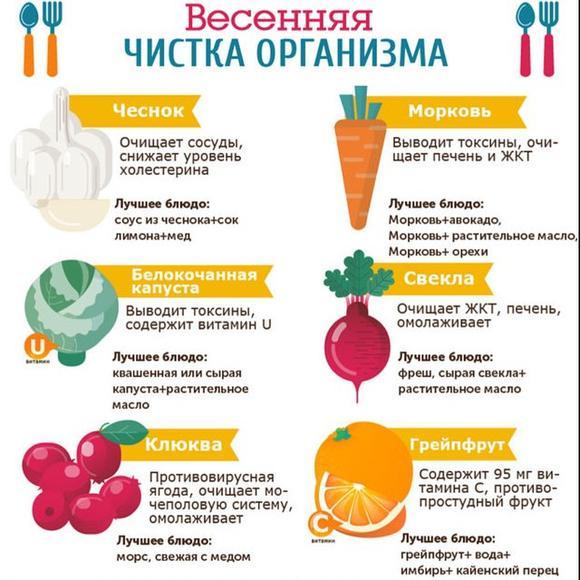 рецепты очистки организма от паразитов