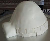 construction de l'igloo