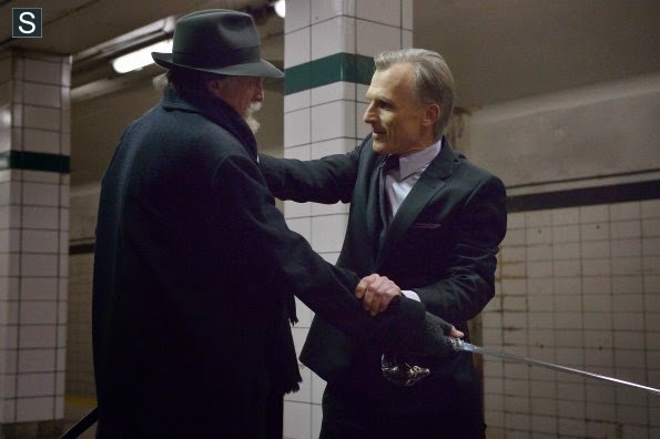 """The Strain - For Services Rendered - Review: """"The Wrong Side Of History"""""""