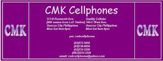 CMK Cellphones Philippines