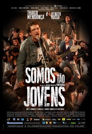 Download Filme Somos Tão Jovens - Nacional - Torrent