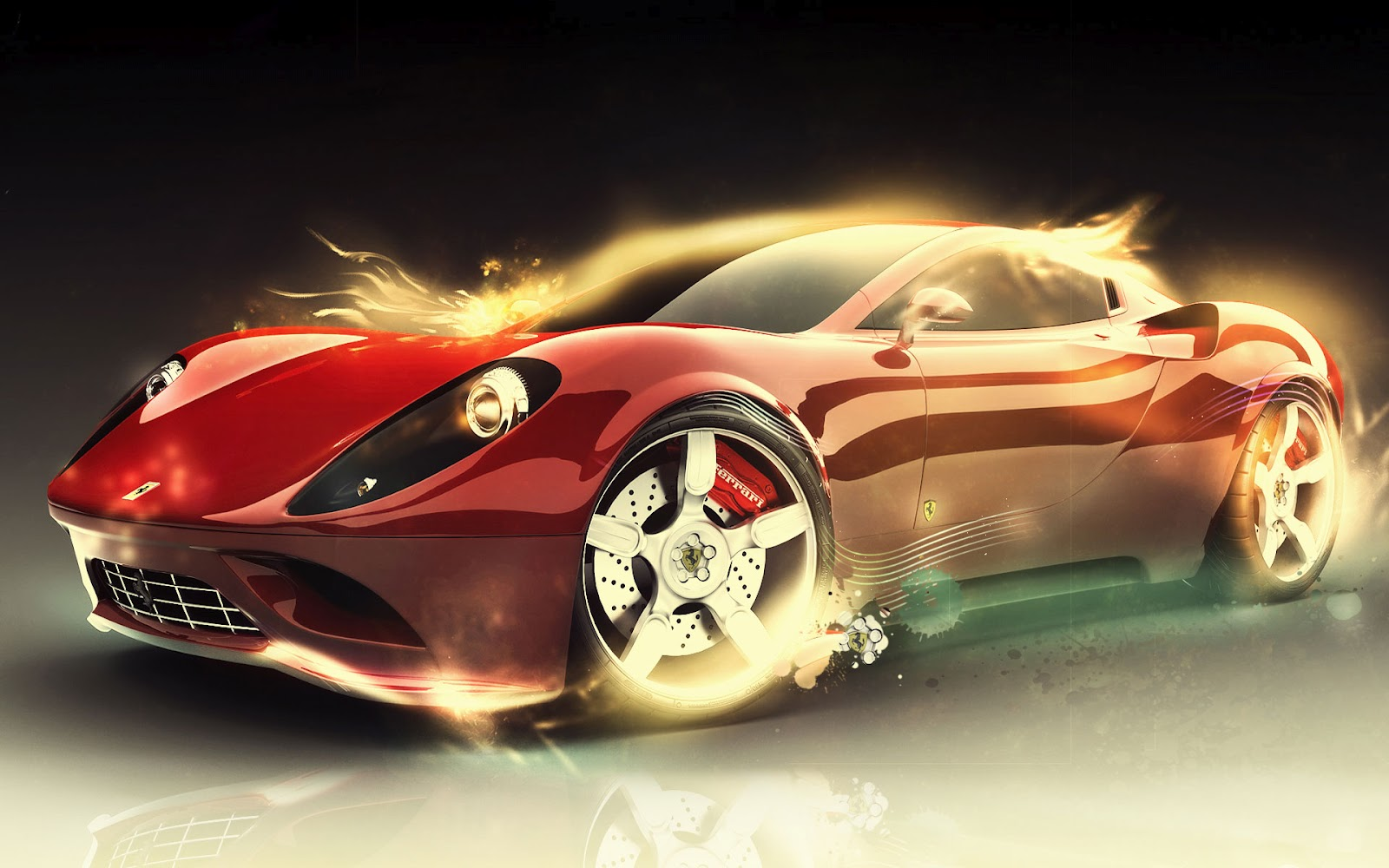 Ferrari Wallpapers « FREE WALLPAPERS