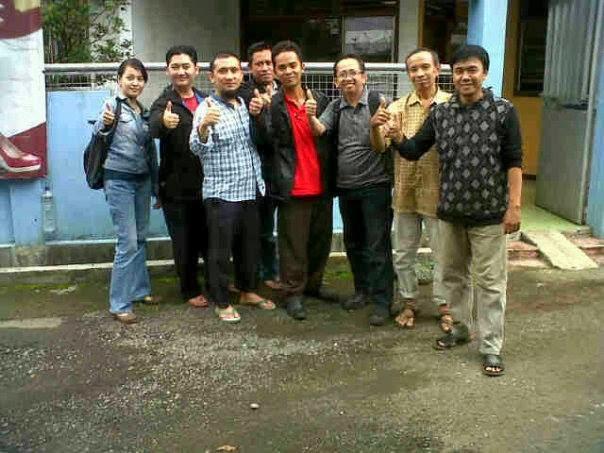 Study Tour Dan Mengenal Bimbel Bisnis Online Ke RWP Grup di Bogor