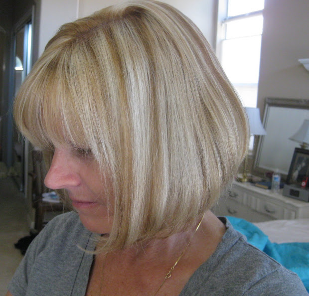 lowlights and highlights blondes