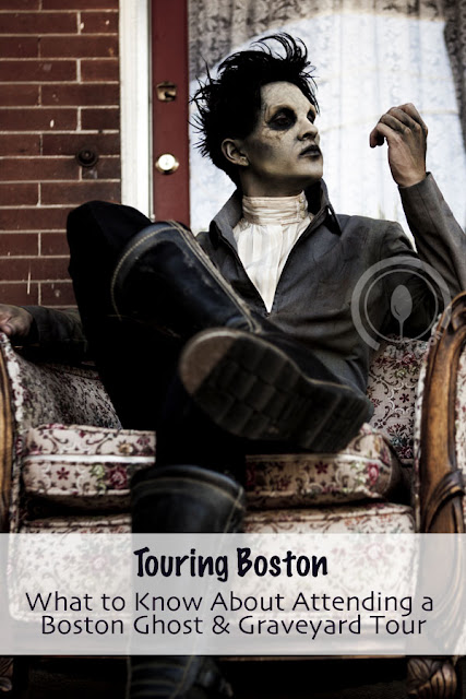 What to Know About Attending a Boston Ghost & Graveyard Tour