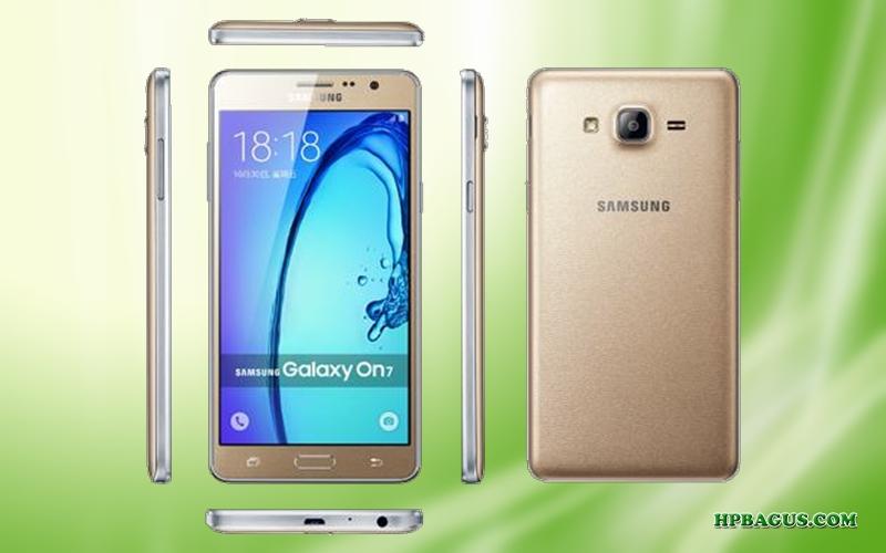 Spesifikasi Samsung Galaxy On7 Android