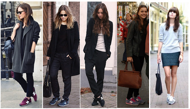 zapatillas chicas new balance