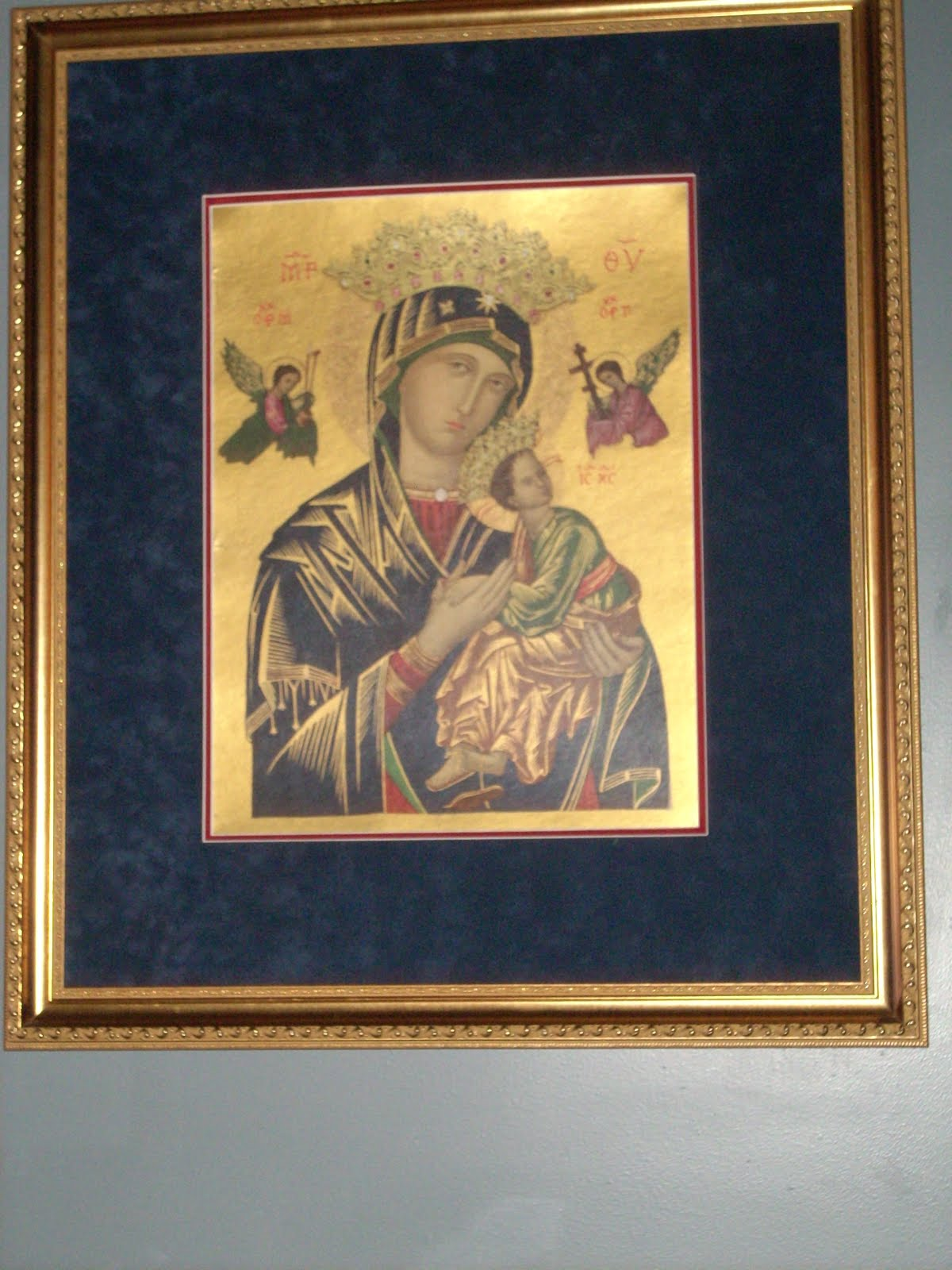 Our Lady of Perpetual Help Picture in Colorado Springs