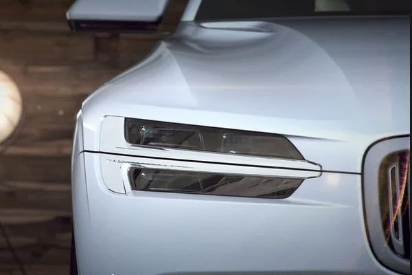 Concept XC Coupe taillight