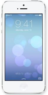 iOS 7 lock screen - Technocratvilla.com