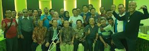 Wartawan Jambi Lintas Generasi Berkumpul