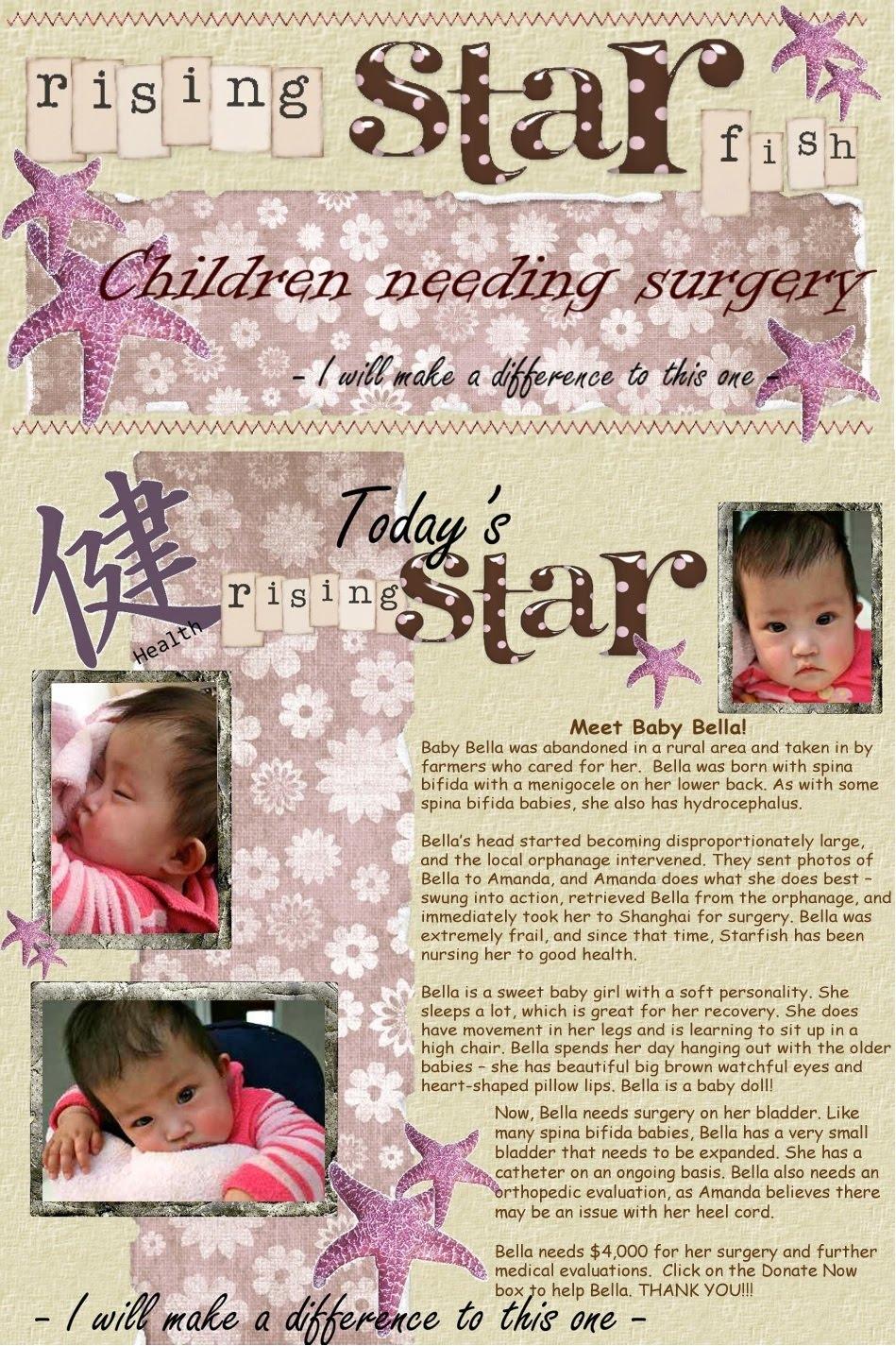 Rising Starfish