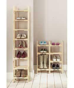 Ordenar los zapatos for Muebles para zapatos colombia
