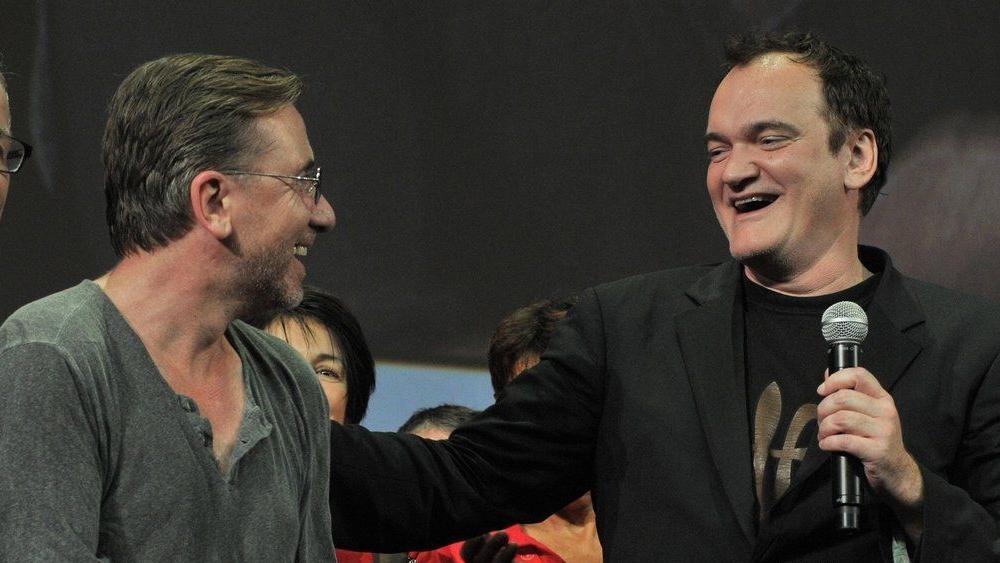 Tim Roth e Quentin Tarantino virão ao brasil promover Os 8 Odiados