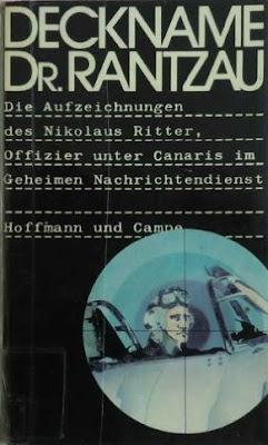Nikolaus Ritter's book - Deckname Dr. Rantzau