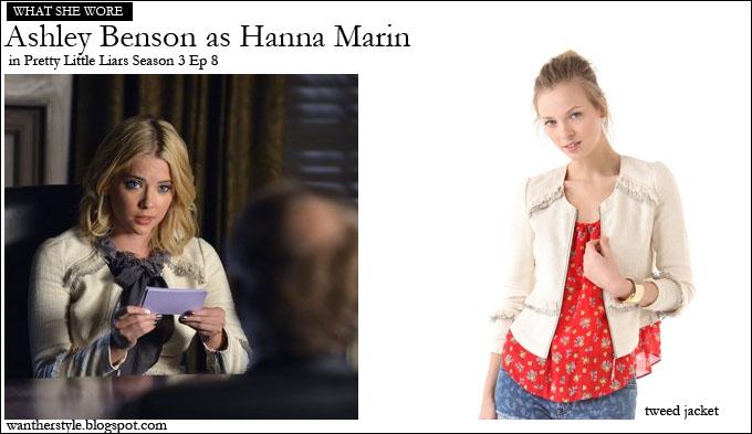 Pretty Little Liars Hanna Season 2 WHAT SHE WORE: ...