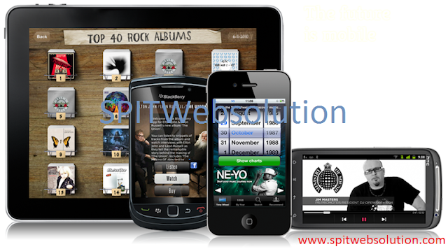 Mobile Apps Development India Services