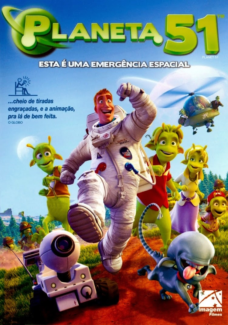 Planeta 51 – Dublado (2009)
