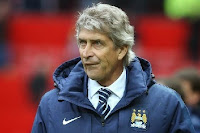 Limbo: Pellegrini's future is inextricably linked with that of Guardiola
