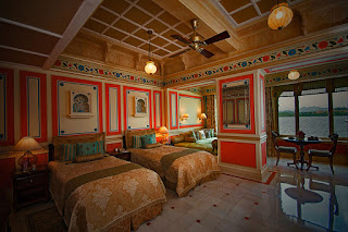 Taj Lake Palace, Udaipur most expensive hotels in India