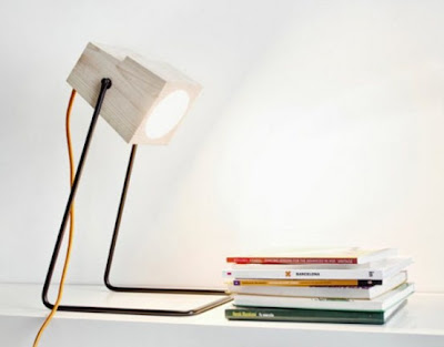 Minimalis Table Lamp with Eco-friendly Style 2