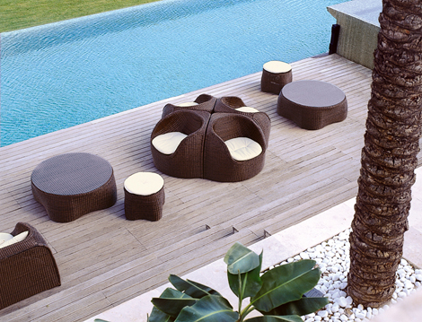 Chitrasutra eco friendly cane furniture for Cane and wicker world