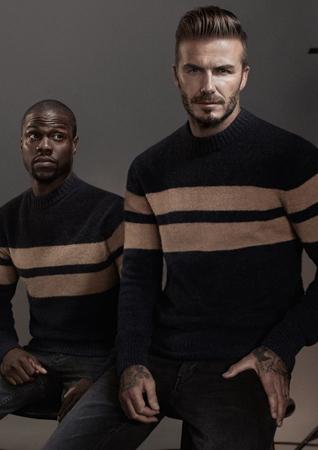 H&M campaña Otoño Invierno 2015 Modern Essentials por David Beckham jerseys