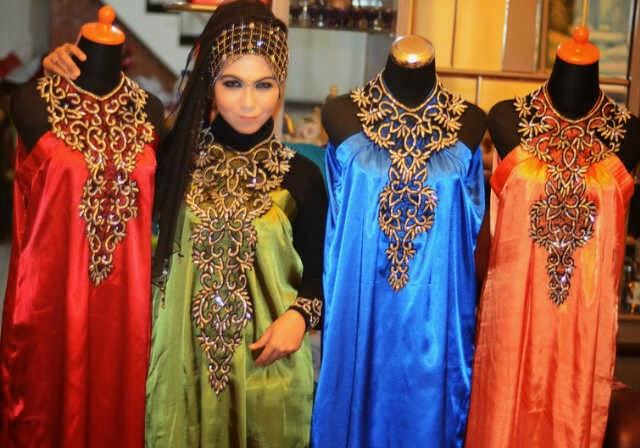 Foto Baju Batik Glamour