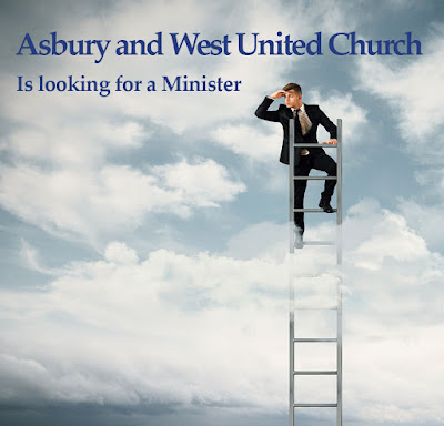 Asbury and West United Church seeks Minister