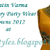 Jatin Varma Evening Gown Dresses | Luxury Gown Fashion 2012-13