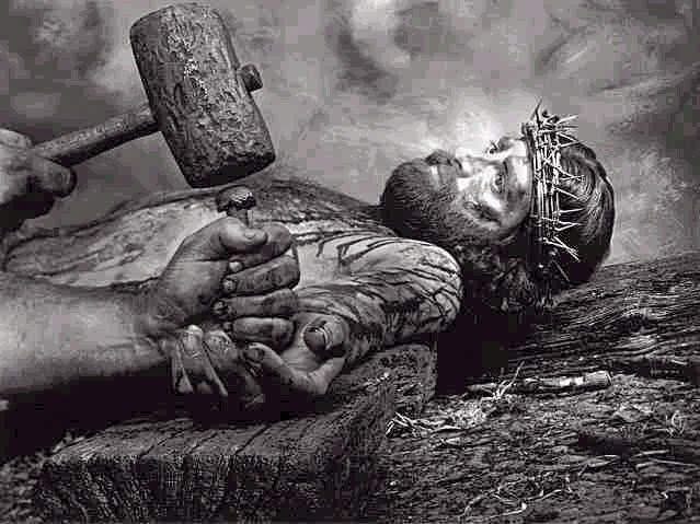 Jesus Christ On The Cross Pictures And Desktop Wallpapers