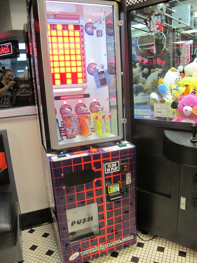 skittles vending machine locations
