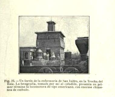 Enfermería en la que sirvió Ramón y Cajal