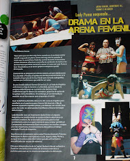 Luchas 2000 Magazine