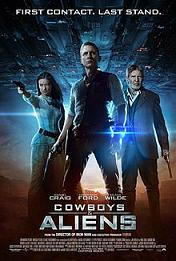 Cowboys And Aliens Hindi Dubbed