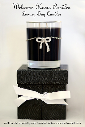 Welcome Home candle, luxury candle, everyday luxe, candle