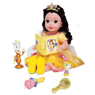 Disney Princess 20 inch Singing & Storytelling Doll Belle