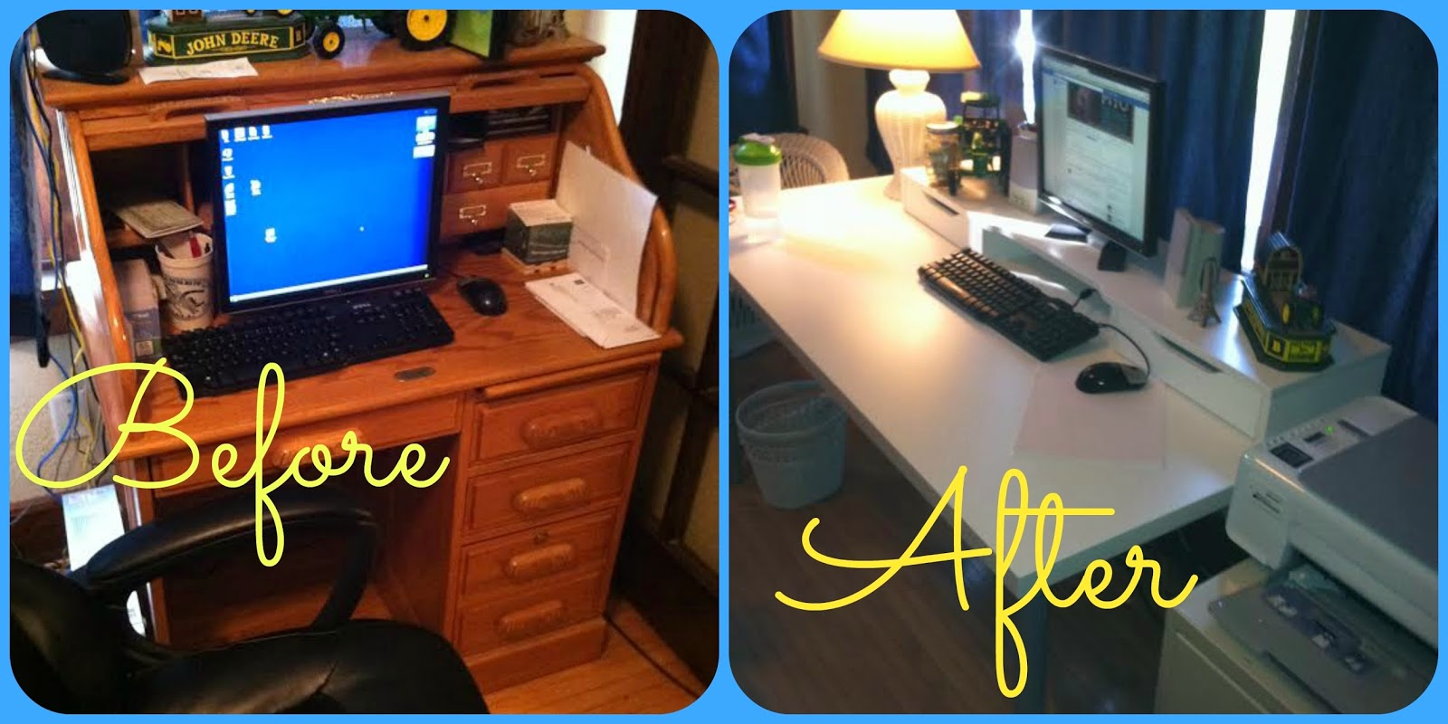 Small Office Makeover